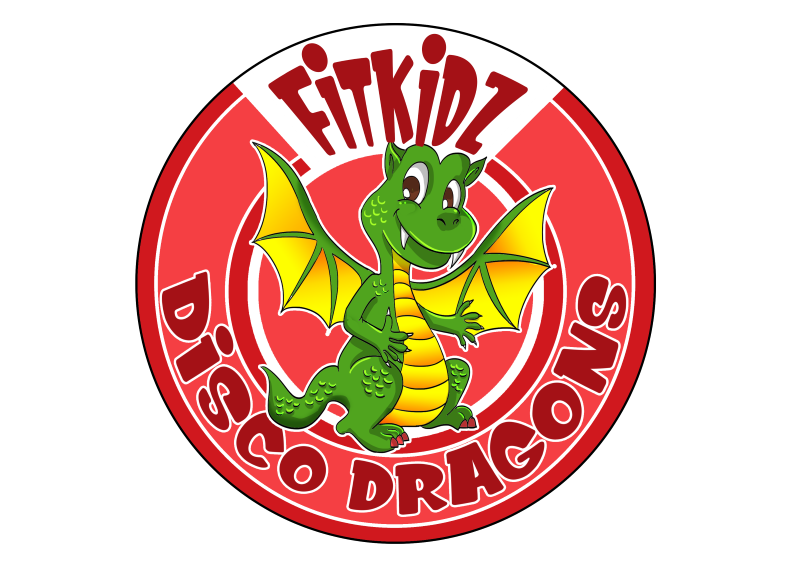 Disco Dragons – Kids Fit Dance And Drum-fitness