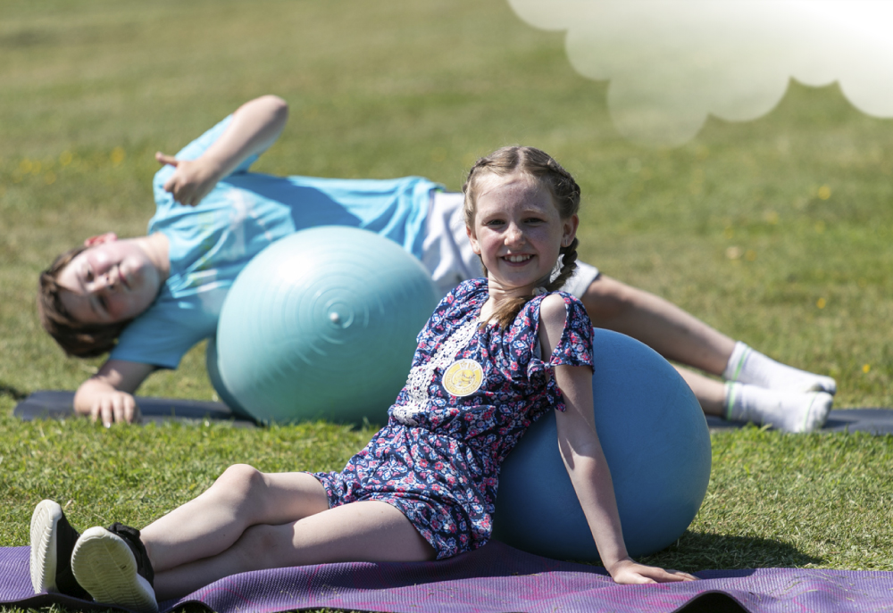 Bubble To Bubble Fitness With Heidi