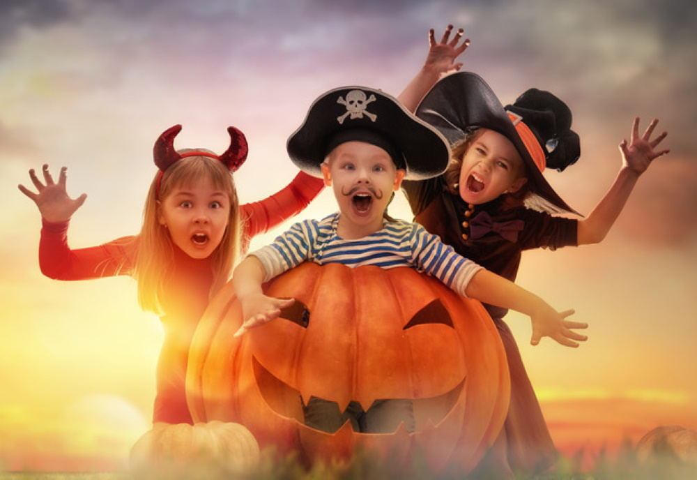 Kids Halloween Party   (7-12 Yrs)