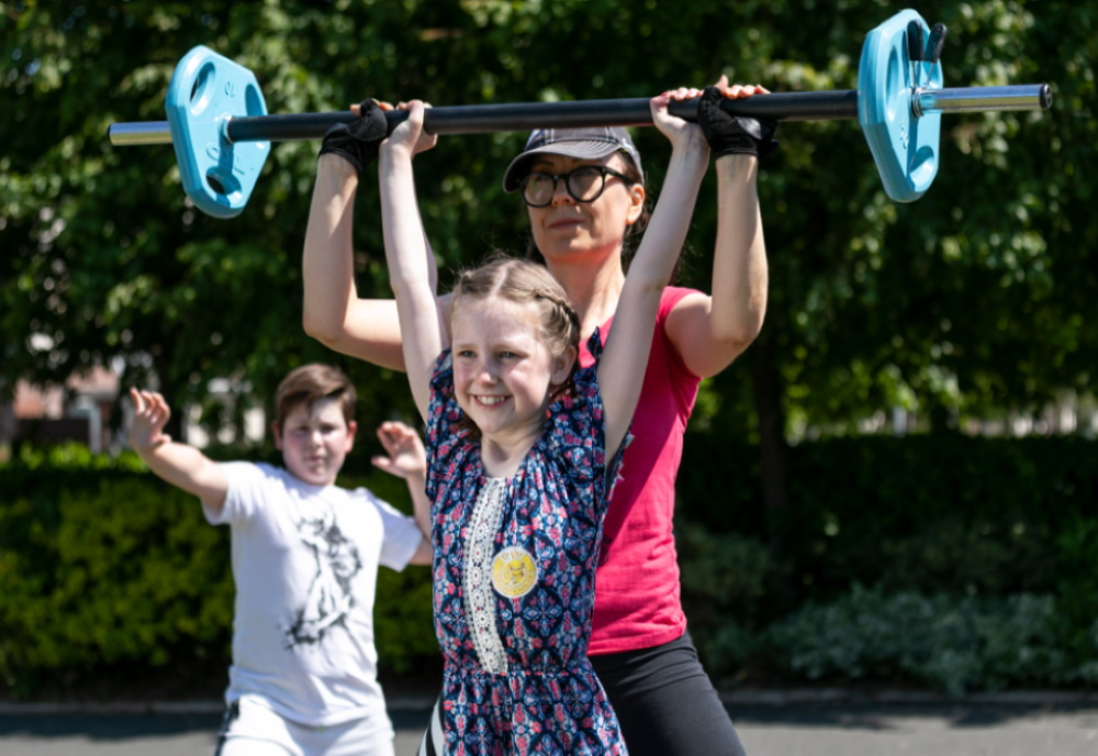 The FitKidz Programme Advanced (8-12 Yrs)