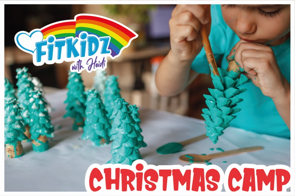 FitKidz Christmas Camp